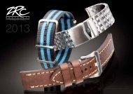 chronosport - ZRC bracelets
