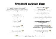 Unsere Sommer Speisekarte (pdf) - Hotel Gabriel