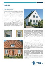 5. Nyklassicistiske huse - Aalborg Kommune