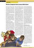 Lernen und Spielen mit Infolino - tjfbg - Page 2