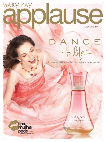 A nova fragrância em Edição Limitada de Aniversário - Mary Kay