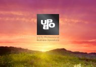 Untitled - UPBO stands for Utility Professional Business Operations ...
