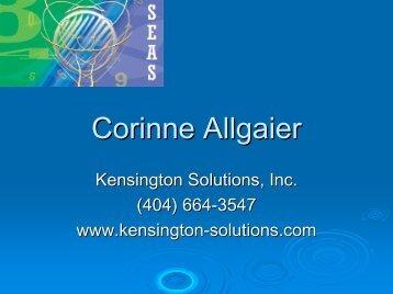 Corinne Allgaier