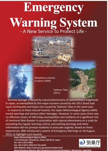 Emergency Warning System - A New Service to Protect Life - (PDF ...