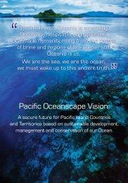 Pacific Oceanscape Vision: - Nan Hauser