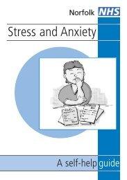 Stress and Anxiety Self Help - Heron