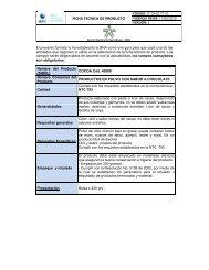Técnicas Técnicas Fichas De Veracruzanos De Productos Fichas lKJc1F