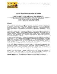 Sistema de Gerenciamento de Energia Elétrica - Connepi2009.ifpa ...