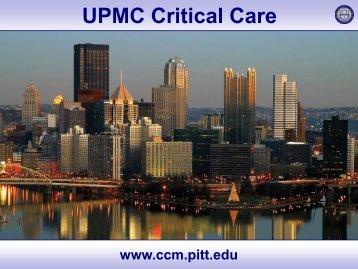 UPMC Critical Care