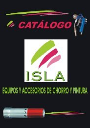 Descargar catálogo en pdf. - Cabinas Isla