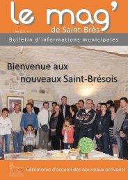 leMag n° 3 - Mairie de Saint-Brès