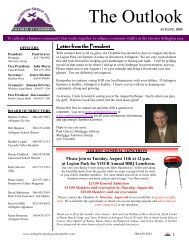 August, 2009 Newsletter - Arlington-Smokey Point Chamber of ...