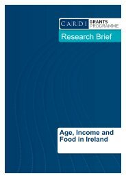 Read the research brief here - CARDI