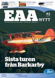 Nr 3 Juli 2010 - EAA chapter 222