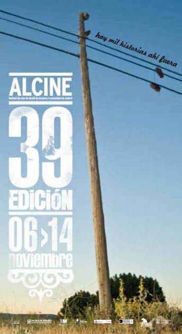 Programa - Festival de Cine Alcalá de Henares
