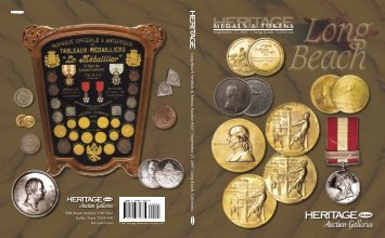 Long Beach Meddals & Tokens Auction #427 - Heritage Auctions