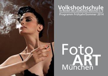 FotoArt 1_14 - Volkshochschule im Norden des Landkreises München