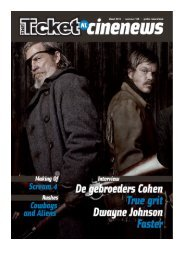 Interview met de gebroeders Coen, regisseurs ... - Net Events Media