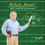 Broschüre als Pdf herunterladen - Comjell