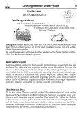 Oktober 2013 - Kirchengemeinde Gustav-Adolf - Page 5