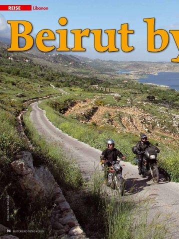 Reise Libanon - Fouad Hamdan