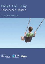 Report - GreenSpace