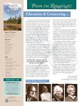 Spring 2010 Sanctuary Newsletter - The Ridges Sanctuary - Page 2