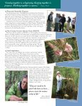 Spring 2010 Sanctuary Newsletter - The Ridges Sanctuary - Page 5