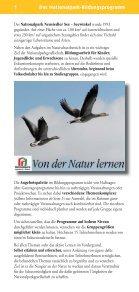 NP-Schulprogrammfolder 2014 als PDF downloaden - Nationalpark ... - Seite 2