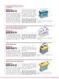 Batteritest Camping-Fritid - Exides batterier - Page 6