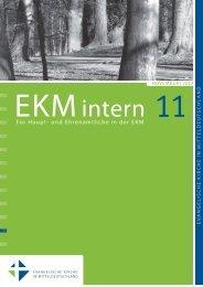 EKM intern 11/2012