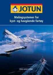 """""""Malingssystemer for kyst- og havgående fartøy"""" (pdf) - Westing AS"""