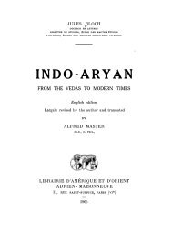 INDO-ARYAN