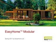 EasyHomeTM Modular - Netrauta.fi