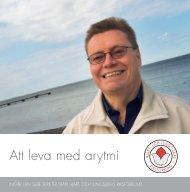 Att leva med arytmi - Hjärt- och Lungsjukas Riksförbund