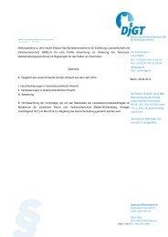 Stellungnahme zu dem neuen Entwurf des Bundesministeriums für ...