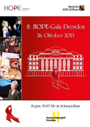 8. HOPE-Gala Dresden - Par.X Marketing GmbH