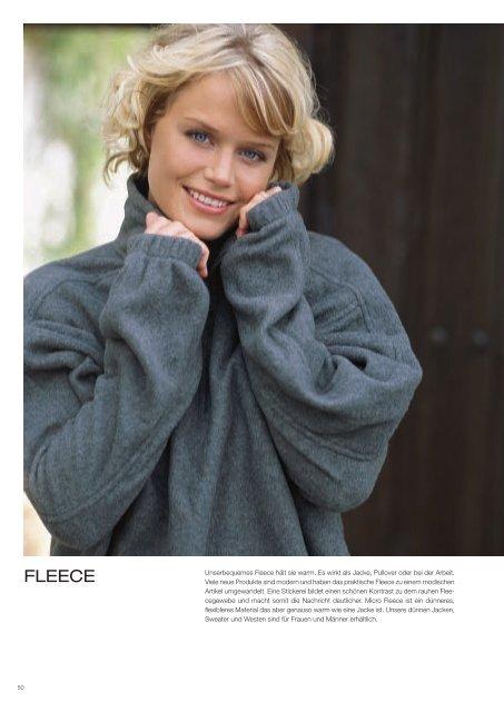 FLEECE - CoMiKa Textil & Stickerei