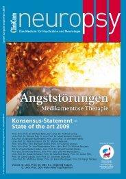 Angststörungen - Österreichische Gesellschaft für ...