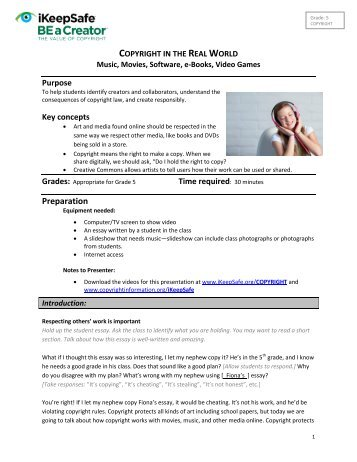 fifth-grade worksheet - Wired
