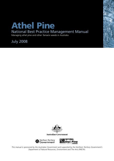 Athel Pine: National Best Practice Management - Weeds Australia