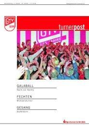 Turnerpost 4 2004 - Gütersloher Turnverein von 1879 eV