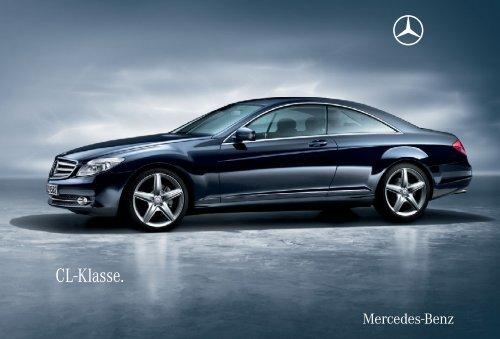 CL-Klasse. - Mercedes-Benz
