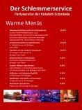 Party-Service-Karte - Kotelett-Schmiede - Seite 5