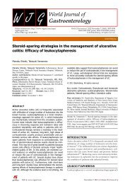 Steroid-sparing strategies in the management of ulcerative colitis ...