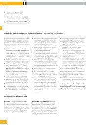 Spezielle Garantiebedingungen und Hinweise für LED-Leuchten ...