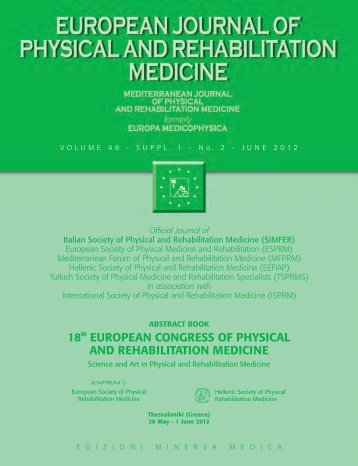 Abstract Book - ESPRM