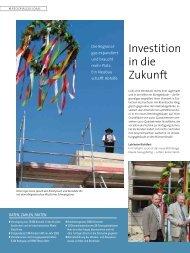 Ausgabe 4/2004 - Investition in die Zukunft - Regionalgas Euskirchen