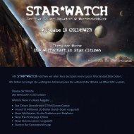 Die Wirtschaft in Star Citizen - star*watch