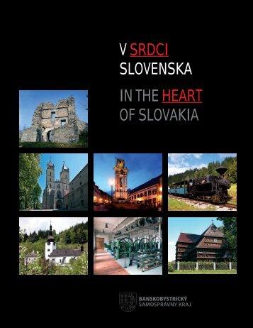 v srdci slovenska in the heart of slovakia - Banskobystrický ...